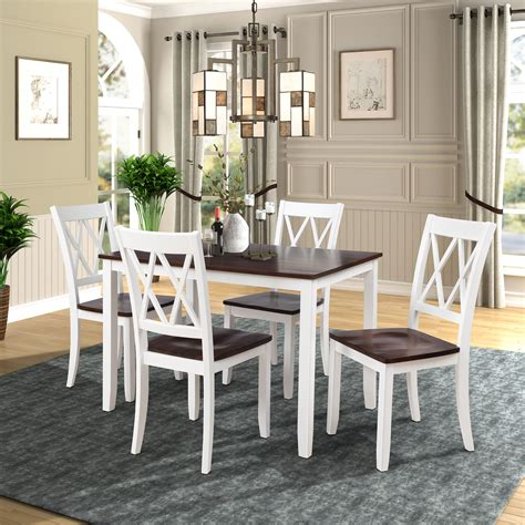clearance piece dining table set modern kitchen table