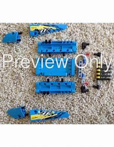 Lego Moc Offroad Buggy By Iliketechnic