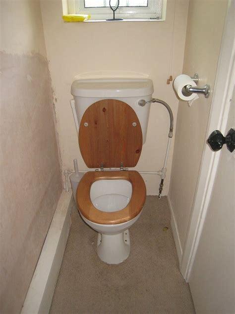 refitting  small cloakroom bathroom fitting job