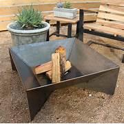 40 Backyard Fire Pit Ideas  Steel Fire Pit And Steel