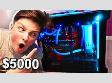 $5000 ULTIMATE GAMING PC!!! The DREAM! YouTube
