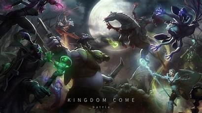 Thefatrat Kingdom Come Dota Pack