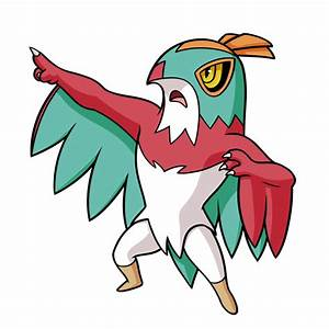 Heroic Hawlucha by Red-Flare on DeviantArt