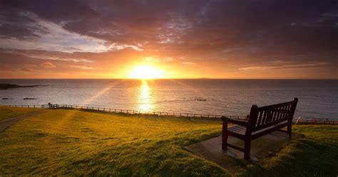 united kingdom scotland twilight landscape wide  ultra