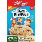 Rice Krispies Cereal 600g Vanilla Kellogg Shoprite