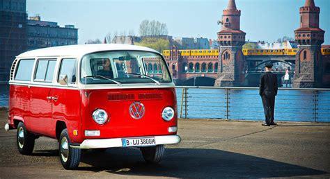 chauffeur berlin vintage bulli limousine mieten berlin tel 030 955 970