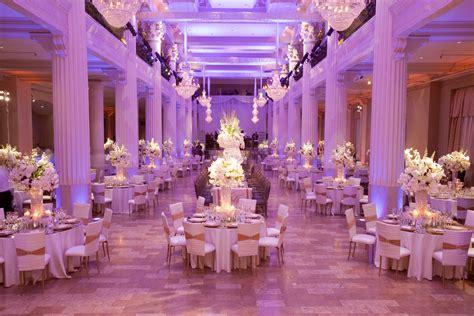 Wedding Reception Lighting by Wedding Venues Pretty Lighting Design Inside Weddings