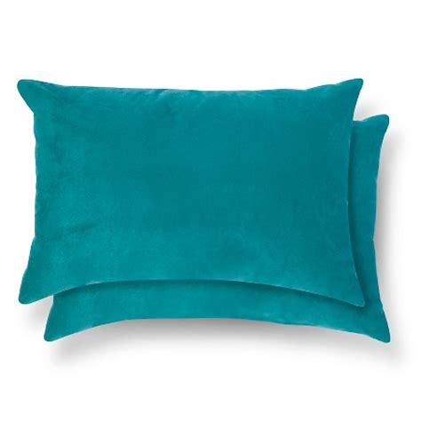 decorative lumbar pillow target 2 pack throw pillow lumbar teal room essentials target