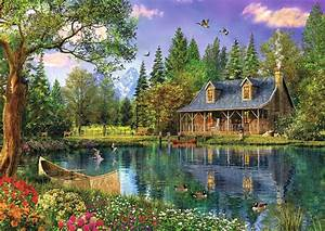 Afternoon Idyll Jigsaw Puzzle