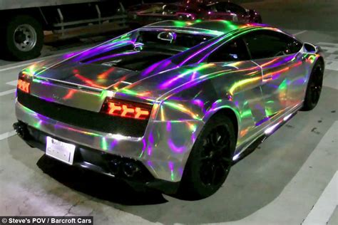 Lighting Up Tokyo Japan's Custom Supercar Crew