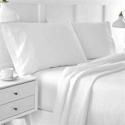 organic cotton percale sheet the canopy