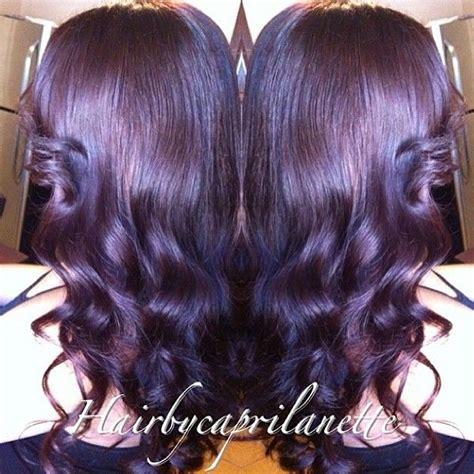 mahogany violet hair color mahogany violet hair color hair colors idea in 2019
