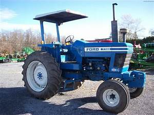 1976 Ford 7700 Tractors - Utility  40-100hp