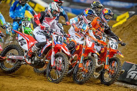 monster energy ama motocross amasx racing series news