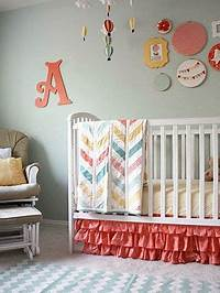 nursery ideas for girls Baby Girl Nursery Ideas