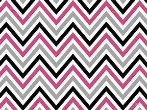 Pink And Black Chevron 1 Background - Hdblackwallpaper.com