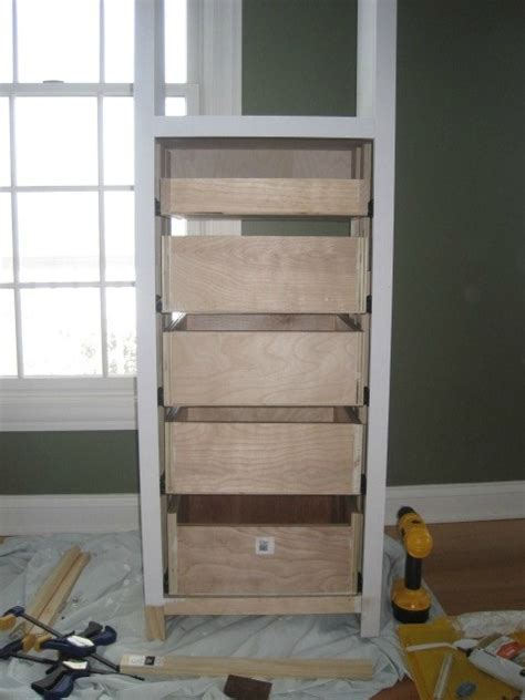How To Build Closet Drawers by Best 25 Build A Closet Ideas On Building A
