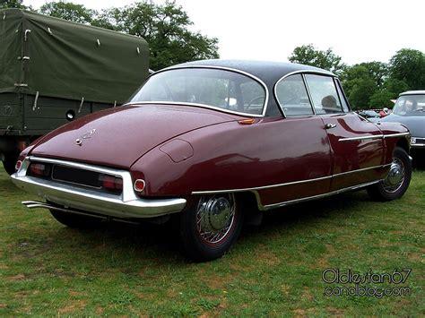 Citroën DS 21 Chapron coupé Le Paris-1960 - Oldiesfan67 ...