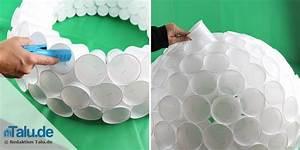 Basteln Mit Plastikbecher : schneemann basteln aus tollen materialien mit vorlage ~ Orissabook.com Haus und Dekorationen
