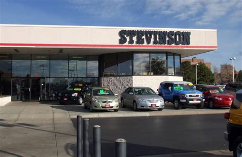 Toyota Car Dealership by Stevinson Toyota Car Dealership Co Stevinson
