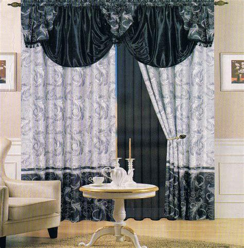 rideaux salon noir et blanc dootdadoo id 233 es de conception sont int 233 ressants 224 votre d 233 cor