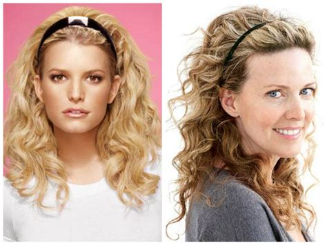 curly hairstyle ideas   oval face women hairstyles