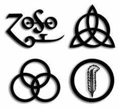 Led Zeppelin Symbols Tattoo Idea | Tattoos | Led zeppelin ...