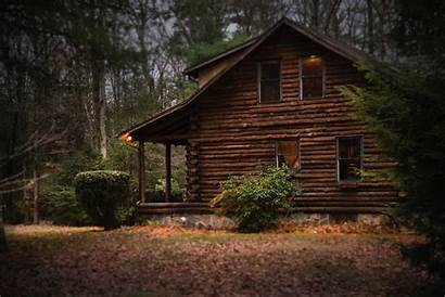 Woods Cabin Brown Building Pa Photographer Barn