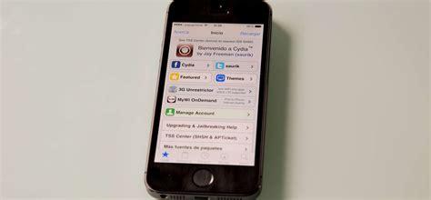 jailbreak iphone 5c jailbreak iphone 5 5c y 5s con ios 7 hablando de manzanas