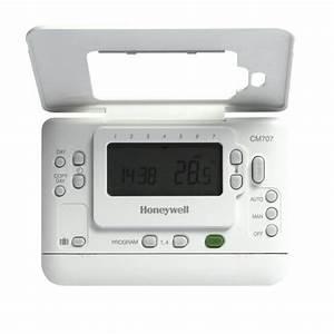 Thermostat Chaudiere Sans Fil : honeywell thermostat digital sans fil ~ Dailycaller-alerts.com Idées de Décoration