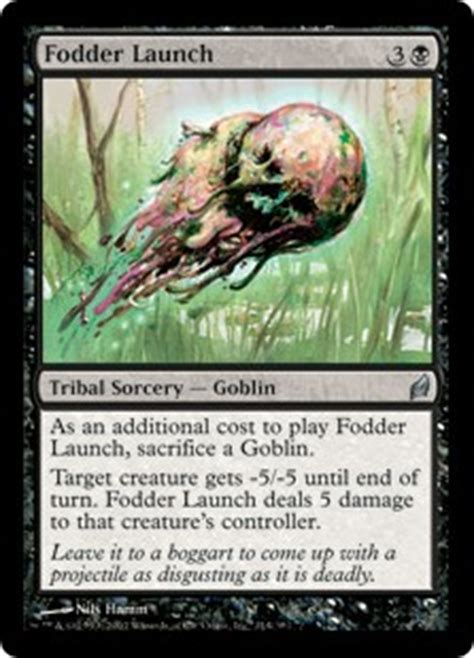 Goblin Tribal Commander Deck by Lorwyn Goblins And The Circle Of Magic The Gathering