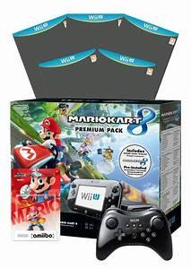 Mario Kart Wii U : nintendo wii u mario kart 8 console 5 games 1 amiibo figure pro controller bundle ~ Maxctalentgroup.com Avis de Voitures