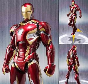 figurine di iron man