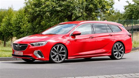 opel insignia wagon opel insignia gsi wagon spied without any camo