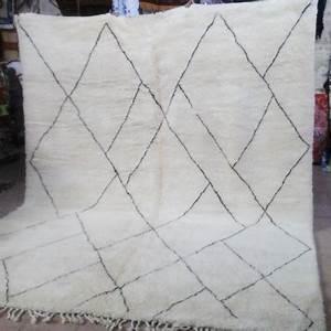 Grand Tapis Berbere : grand tapis berb re beni ouarain du maroc de la race des ~ Teatrodelosmanantiales.com Idées de Décoration