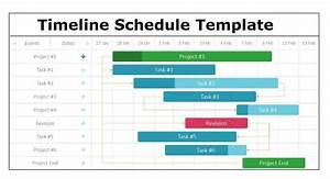 Timeline Schedule Template