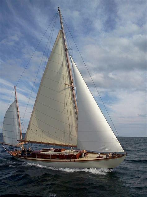 Sailing Boat Yawl by Schooner Californian Classic Sailing Ships Dutch Ships