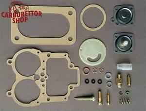 Service Kit For Weber 32  36 Dgv Dgav And Dgev Carburetors