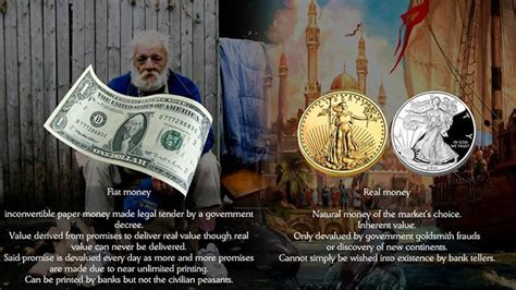What Is Fiat Currency by What Is Money Is It Immoral Peaceful Anarchism