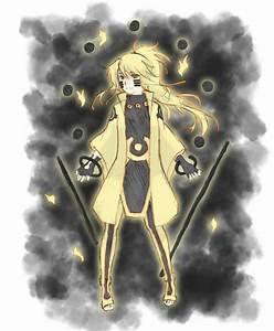 WUtaN - Naruto Six Paths Sage Mode by AthanatosOra on ...