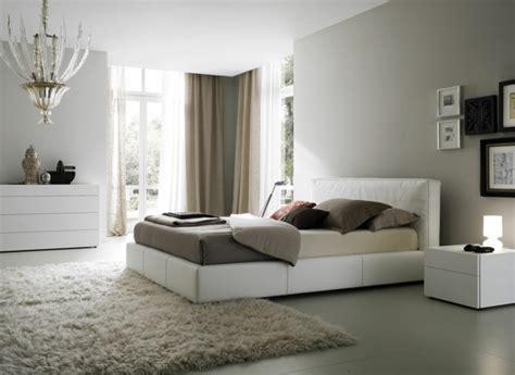 chambre ultra moderne déco intérieur design la chambre coucher rétro moderne