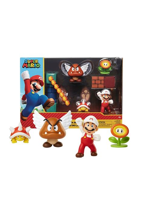 SUPER MARIO BROS-World of Nintendo 2.5-Inch Action Figure ...