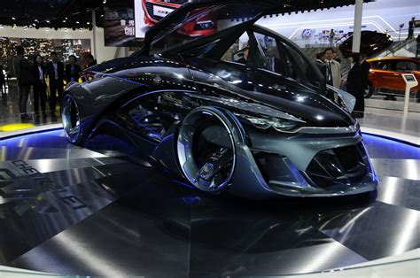 Chevy's Fnr Concept Is Fresh Out Of A Sci-fi Movie