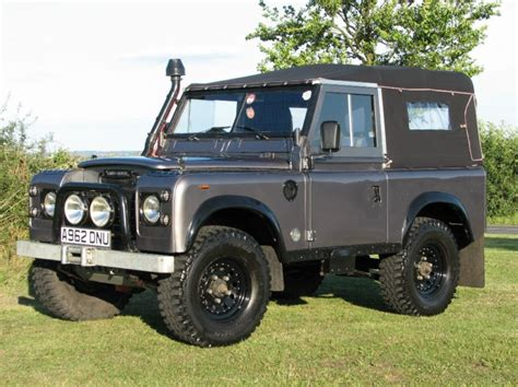 land rover series 3 off road land rover series 3 budget crisis survival vehicle