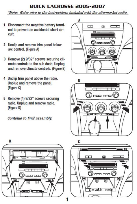 Iphone Chime Wiring Diagram by 2005 Buick Lacrosseinstallation
