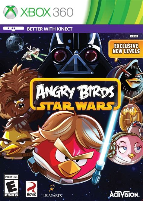 Amazon Angry Birds Star Wars Xbox 360 Kinect Video Game