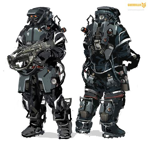 Hazmat Trooper Killzone Wiki The Killzone Database
