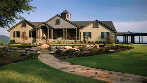 Tips to Landscaping with Ranch Style Home Interior