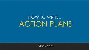 How To Write A Business Plan Sample How To Structure A Small Business Action Plan Excel