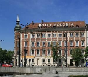 Hotel Polonia w Krakowie – Wikipedia, wolna encyklopedia